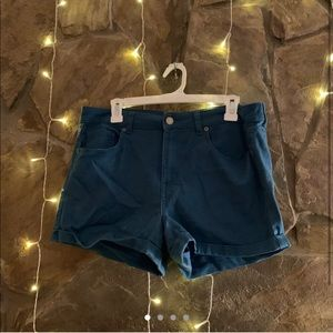 Aeropostale Denim Shorts